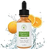 Vitamin C Serum for Face with Hyaluronic Acid & Ferulic...
