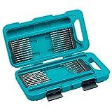 Makita P-90314 Masonry Drill Bit Set (40 Piece) by Makita