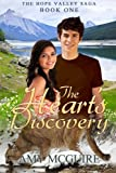 The Heart's Discovery, Amy McGuire, 1475265115