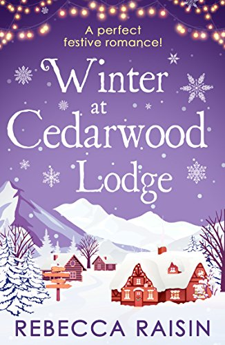 Winter At Cedarwood Lodge cover