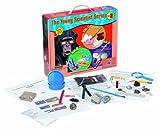 Young Scientist Series - Set 3:   Minerals (Kit 7) -  Crystal (Kit 8) - Fossils (Kit 9)