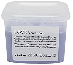 Davines Conditioner, Love, Smooth, 8.45-Ounces