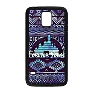 Super Personalized Fantastic Skin Durable Rubber Material Samsung Galaxy s5 Case - Forever Young