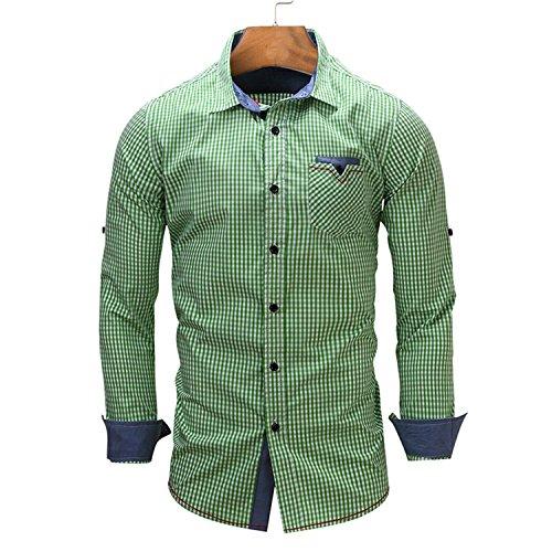 dress shirts size conversion - 6