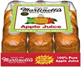 Martinelli's Apple Juice, 10-Ounce Pet (Pack of 9)