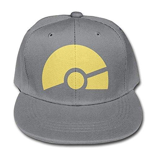 GlyndaHoa Pokemon Go Cosplay Girl Trainer Adjustable Children Hats Snapback Baseball Caps Ash ()