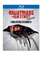 Nightmare On Elm Street Collection Blu-ray by Warner Home Video