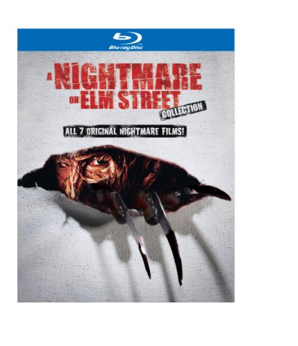 A Nightmare on Elm Street Collection (All 7 Original Nightmare Films + Bonus Disc) [Blu-ray]]()