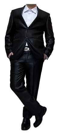 Designer Traje Hombre Ligeramente Brillante Entallado Señor ...