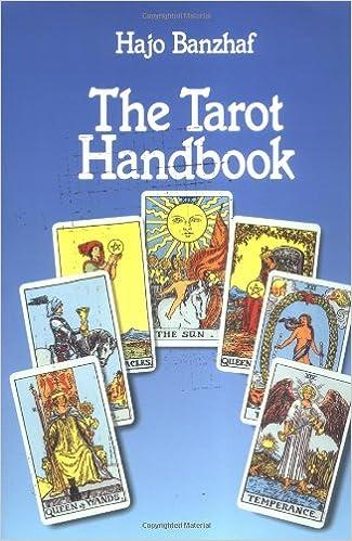 The Tarot Handbook Hajo Banzhaf Christine M Grimm 9780880795111