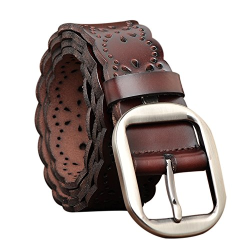 TUNGHO-Vintage-Womens-Hollow-Flower-Genuine-Leather-Belts-With-Needle-Buckle-Plus-Size-XXXL