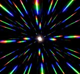 GloFX Paper Cardboard Diffraction Glasses