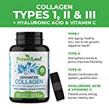 Advanced Collagen Supplement, Type 1, 2 and 3