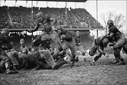 (16x24 Poster; 1923 Army-Navy Football Game At Polo Grounds, New York City)