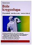 img - for Bole kregoslupa. Poradnik medycyny naturalnej book / textbook / text book
