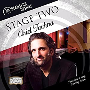 Audio Book Review: Stage Two (Lexington Lovers #3) by Ariel Tachna (Author) & John Solo (Narrator)