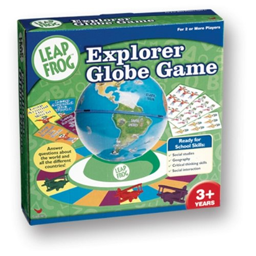 Leap Frog Globe Traveler Game -