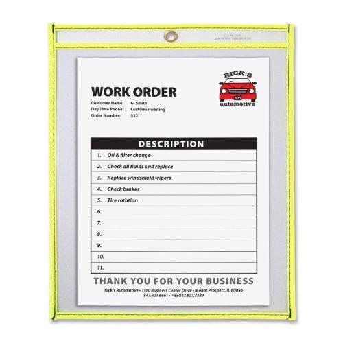 C-Line 43916 Shop Ticket Holder 9