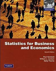Statistics for Business and Economics (International Edition)