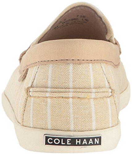 Cole Haan Femmes Pincée Weekender Loafer Tan Stripe