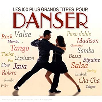 Cd musique danse de salon for Youtube danse de salon