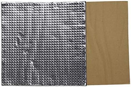 LWQJP 3Dプリンター温水ベッド3Dプリンター付属品のため300x300x10mmクリニーク箔粘着断熱コットン
