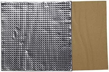 MDYHJDHYQ Accesorios Impresora 3D 300x300x10mm 5pcs láminas Autoadhesivas algodón Aislamiento térmico de la Impresora 3D climatizada Cama Accesorios for impresoras 3D: Amazon.es: Hogar