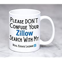 Real Estate Coffee Cup - Gift for Realtor