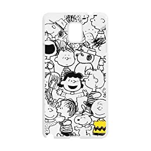 Cosy snoopy family Cell Phone Case for Samsung Galaxy Note4
