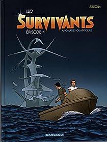 Les mondes d'Aldébaran -Survivants, tome 4 par Leo