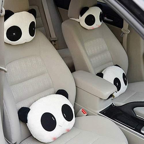 Noth-Too-Mats 1 Pieza Encantadora Panda Creativa for Auto ...