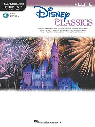 Download Disney Classics: for Flute Instrumental Play-Along Pack ebook