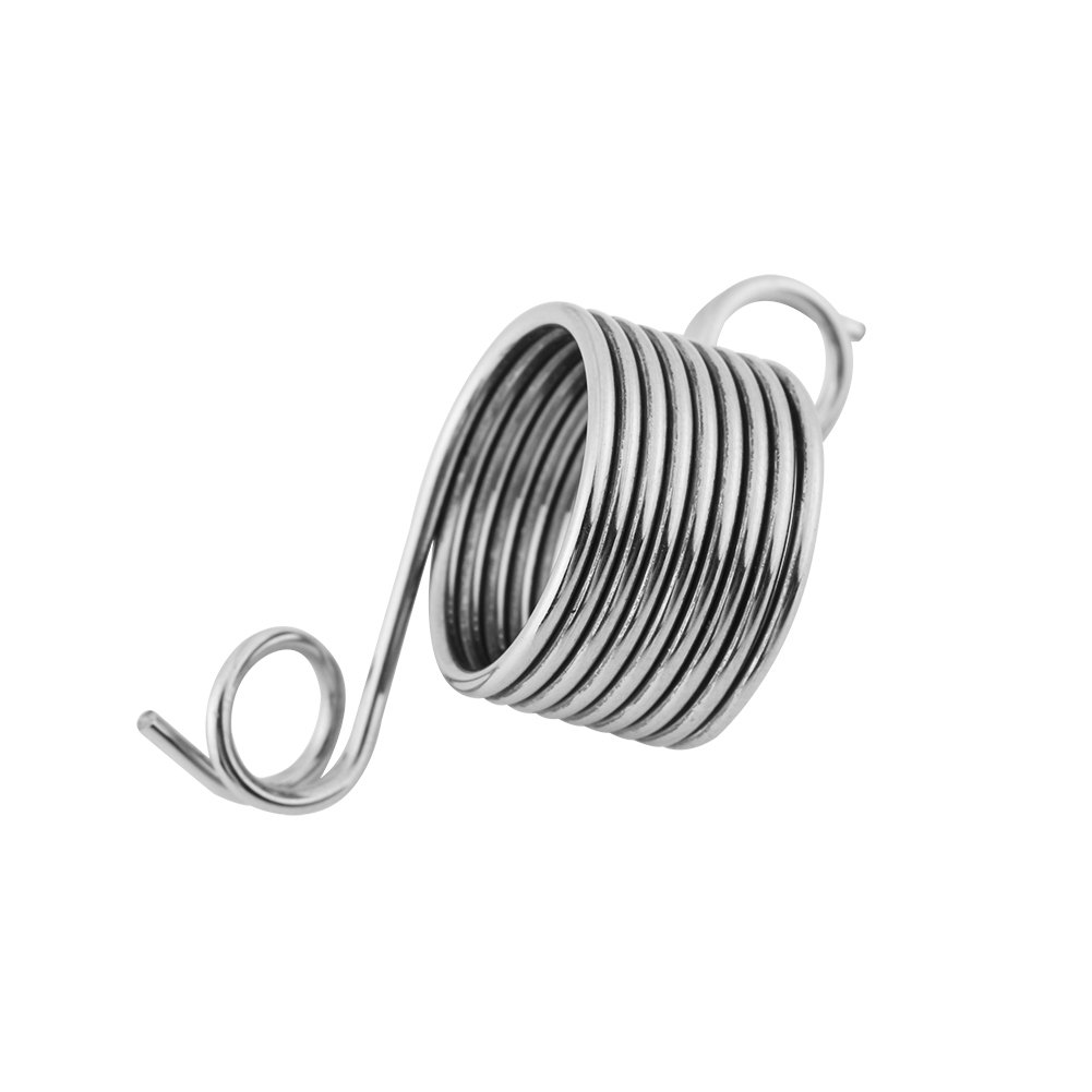 1Pc Knitting Finger Ring, Stainless Steel Finger Thimble Yarn Knitting Guide Ring 19mm Protect Finger Handworking DIY Crafts Sewing Tool GLOGLOW