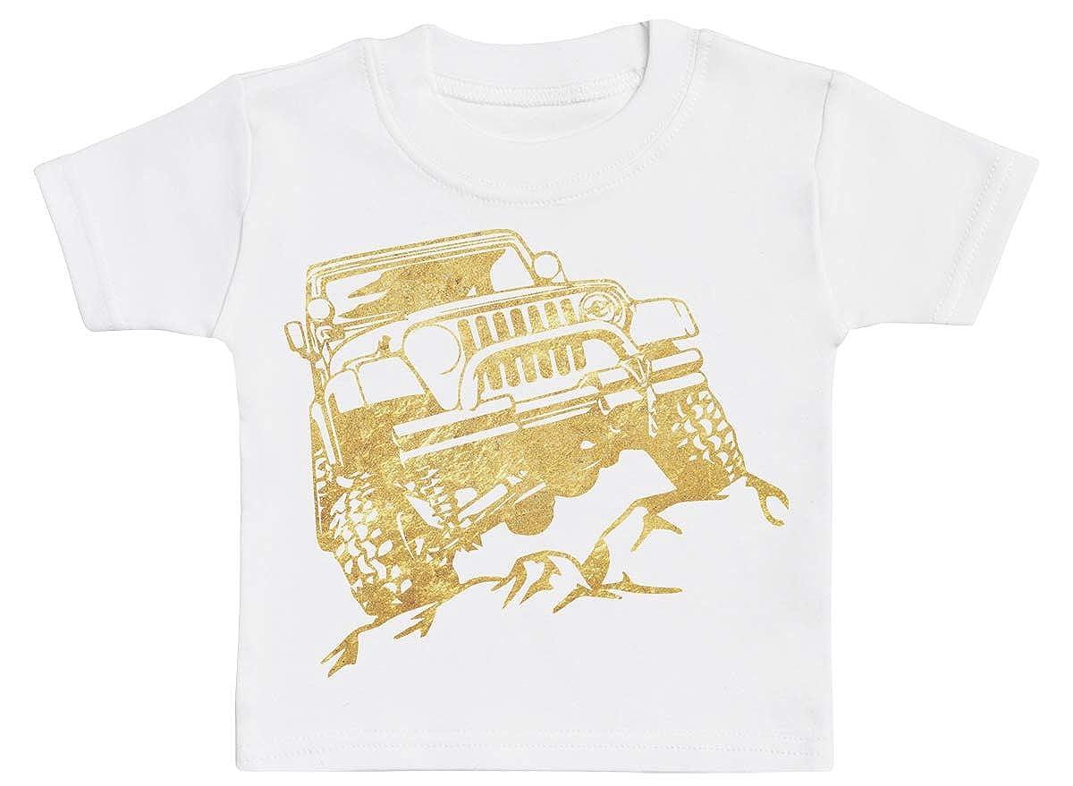 Off-Roading Baby T-Shirt Baby Girl T-Shirt Baby Tshirt Baby Boy T-Shirt Baby Tee
