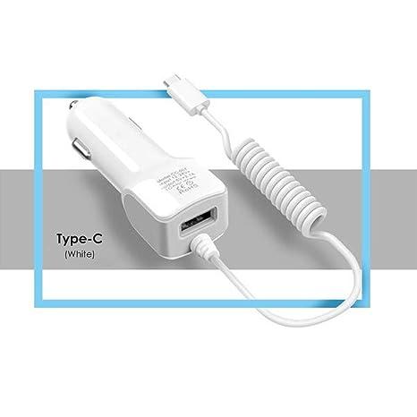Topsale-ycld Cargador de Coche con Puerto USB 2.1A Carga ...
