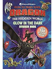 How to Train Your Dragon The Hidden World: Glow in the Dark