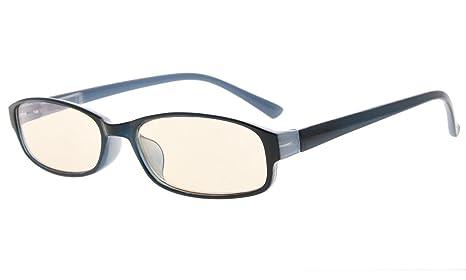 5c1e86c5a6fce Eyekepper Lunettes anti lumiere bleue Lunettes de vue-NOUVEAU Lunettes  Protection pour Ecran PC