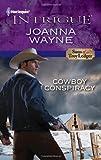 Cowboy Conspiracy, Joanna Wayne, 0373695926