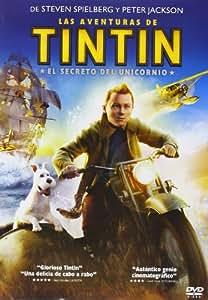 Tintin: El Secreto Del Unicornio [DVD]
