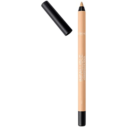 c09d8b122aa Amazon.com: L'Oreal Paris Makeup Infallible Pro-Last Pencil Eyeliner ...