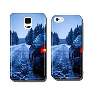 Winter Ice Road cell phone cover case iPhone5