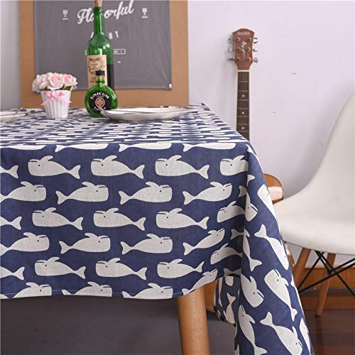 alicia melton Natural Blended Tablecloth Modern Flamingos Table Cover Towel Restaurant Furniture Decoration Table Cloth for - Melton Cloth