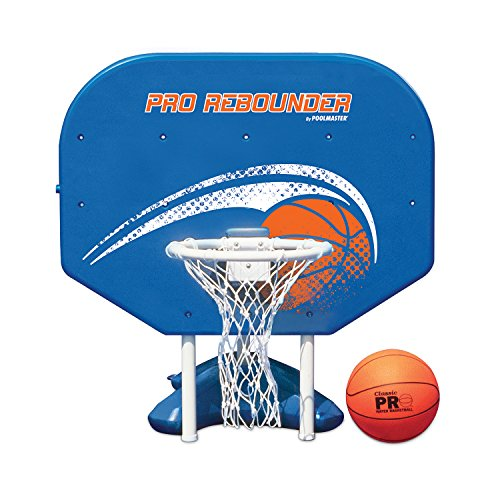 Poolmaster Pro Rebounder Poolside Water Basketball Game for