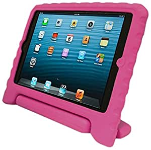 KHOMO ® SAFEKIDS Children Proof Durable Case for Kids Specially made for Apple iPad Mini 7.9 (Pink)