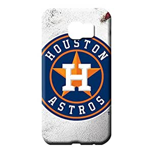 samsung galaxy s6 edge Series Style For phone Fashion Design mobile phone cases houston astros mlb baseball