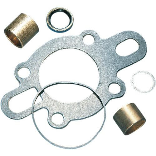 (Eastern Motorcycle Parts Oil Pump Gasket and Bushing Kit for Sportster 17-0129)