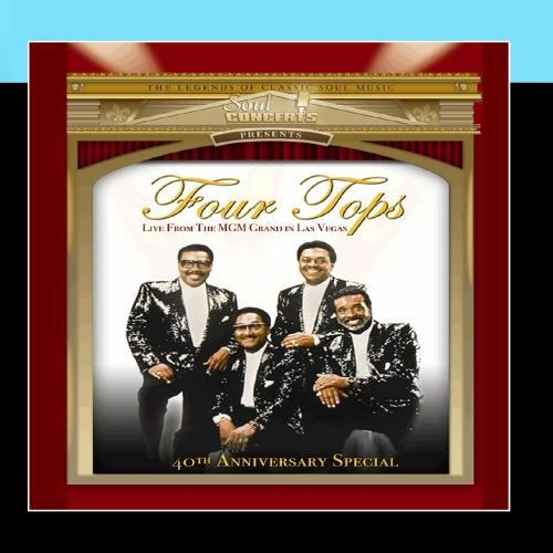 Four Tops Greatest Hits (The Best Of The Four Tops)