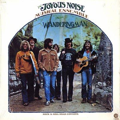 wanderingman LP