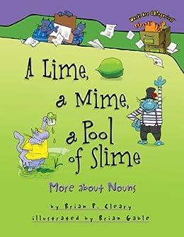 Lime Mime Pool Slime CATegorical ebook
