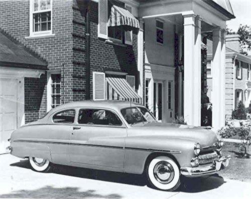 1950 Mercury Club Coupe Factory Photograph 1950 Mercury Coupe